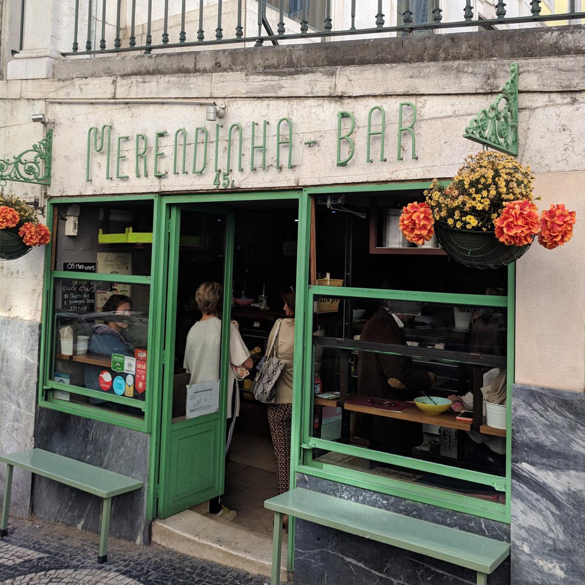 Merendinha Bar